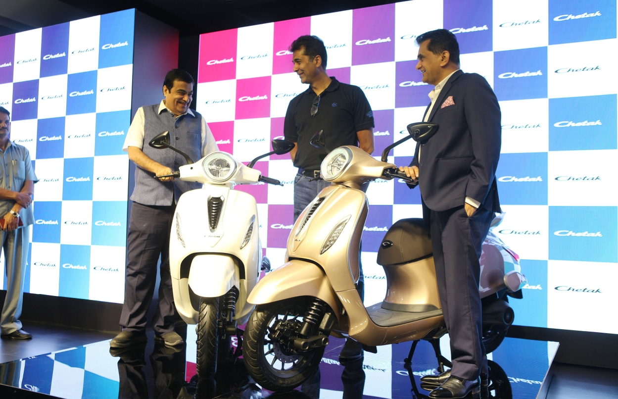 Bajaj Auto's Q2 net profit rises 22% on tax benefit