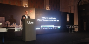 Uber launches public transport services in Delhi