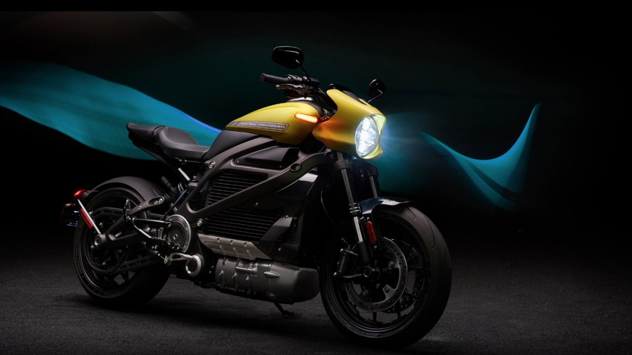Harley-Davidson stops production of LiveWire