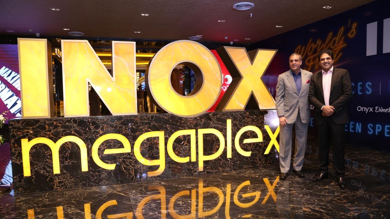 Inox makes a bold bet with Megaplex amid slowdown fears