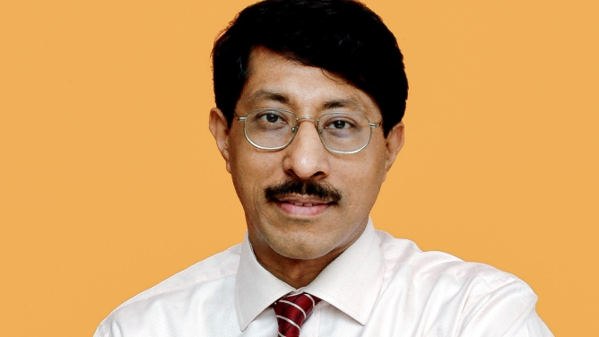 Devangshu Dutta, chief executive,Third Eyesight.