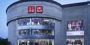 UNIQLO, last of the big three, opens India shop