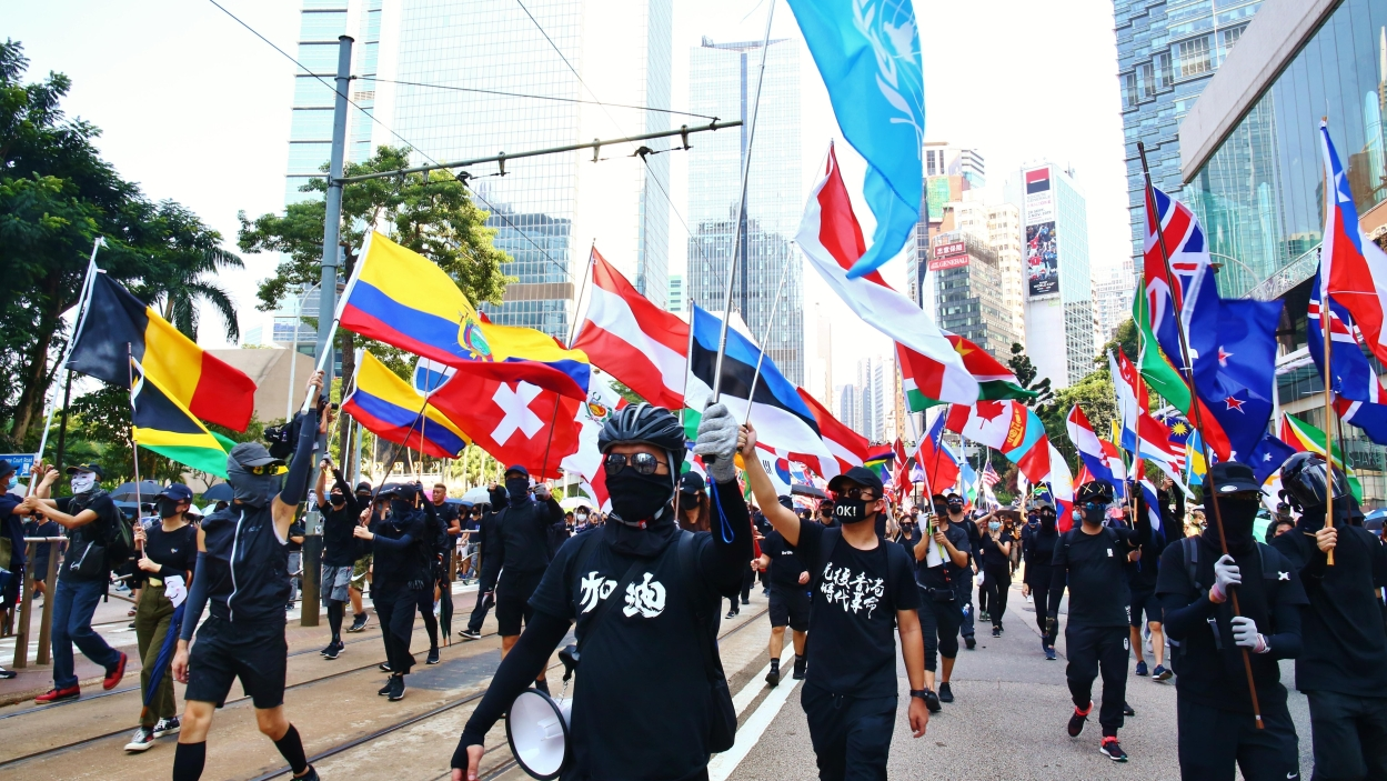 What Hong Kong protests mean for businesses