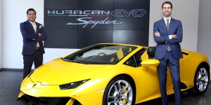 Lamborghini unveils Huracán EVO Spyder at base price of ₹4.1 cr