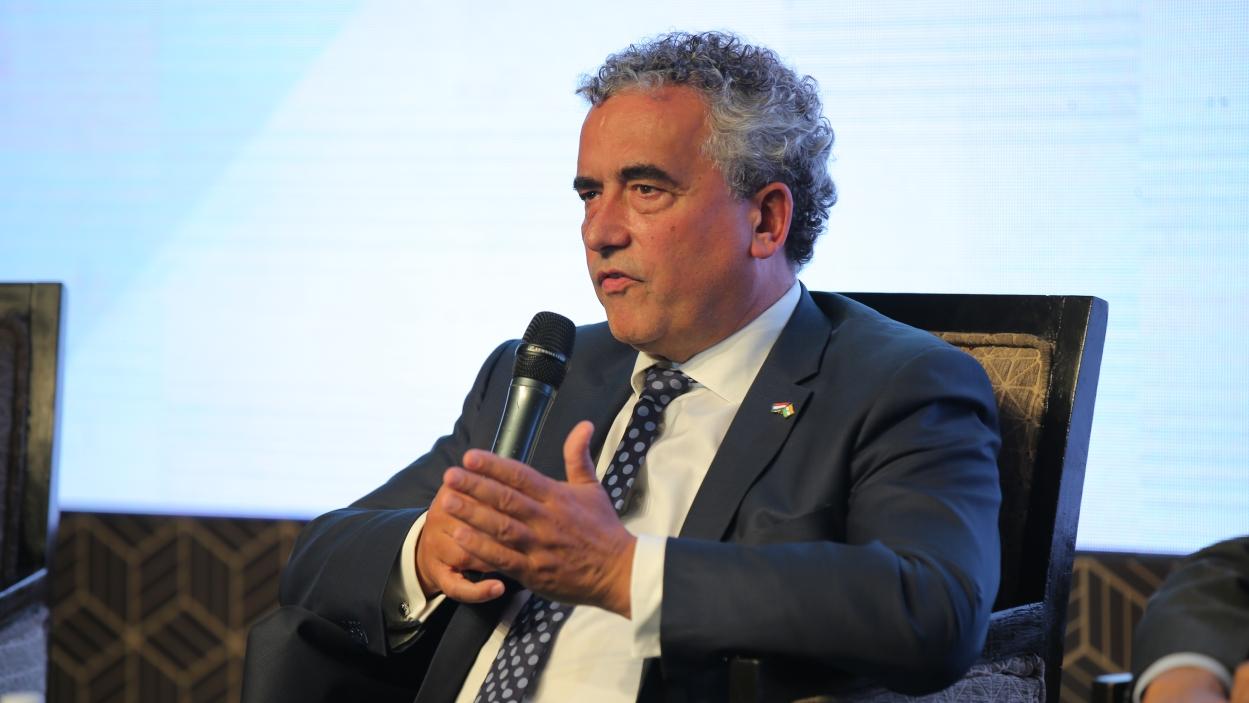 FMO will continue to build its India portfolio: Peter Van Mierlo
