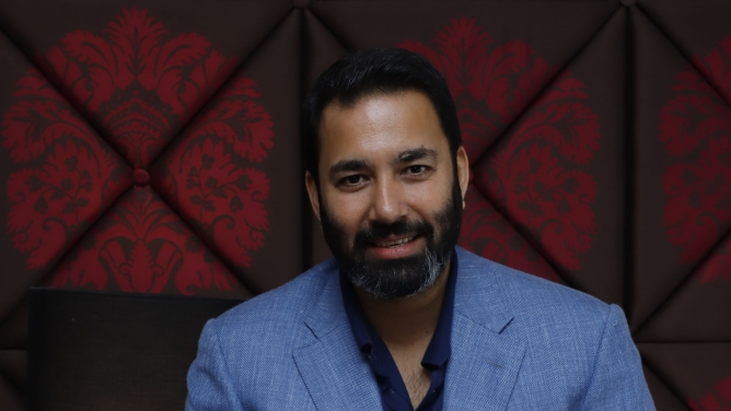 Hunch Ventures founder Karanpal Singh