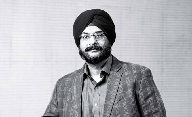 Sukhpreet Singh, Corporate Head, Marketing, Dish TV India Ltd.