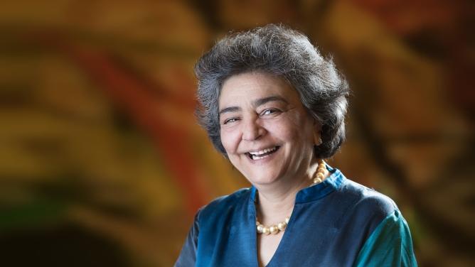 Zia Mody, Co-founder, AZB & Partners.