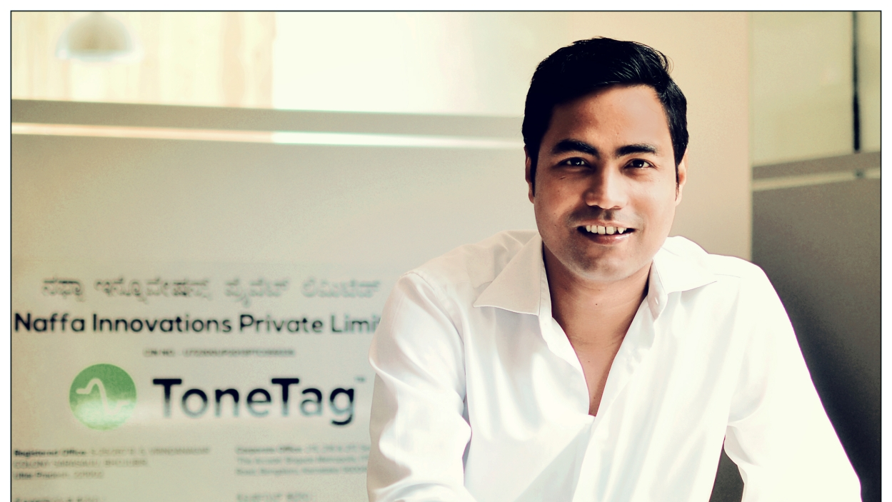 We leverage sound energy for digital payments: ToneTag