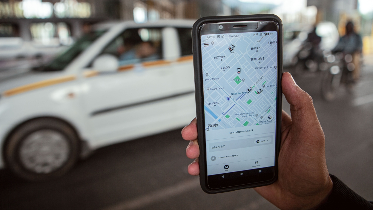 Is Uber a solution to traffic congestion or a problem?