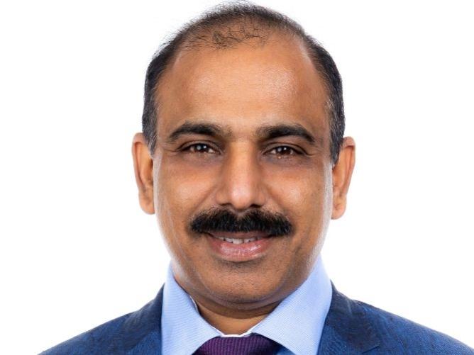 Nimish Gupta, MD, South Asia, RICS