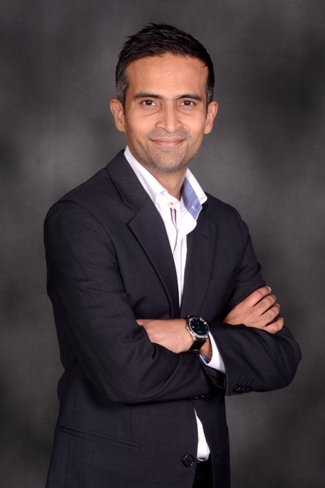 Shailesh Sawlani, vice president and country head, India, Audible
