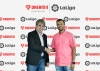Dream11 is LaLiga's official fantasy game partner in India