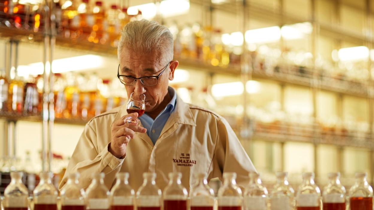 How Beam Suntory's Shinji Fukuyo created a whisky blend for India