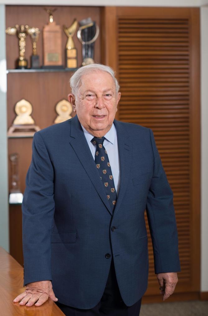 Yusuf Khwaja Hamied, chairman of Cipla.