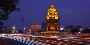 The frontier economy of Cambodia