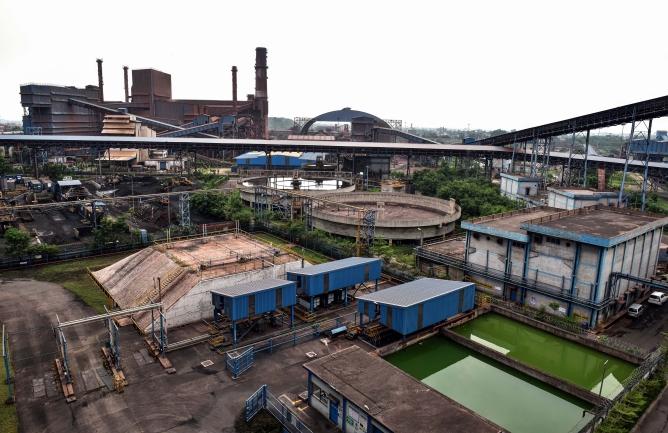Central Effluent Water Treatment Plant, Jamshedpur.