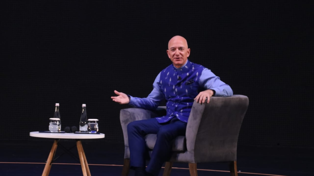 Amazon to invest $1 bn in India to digitise small businesses
