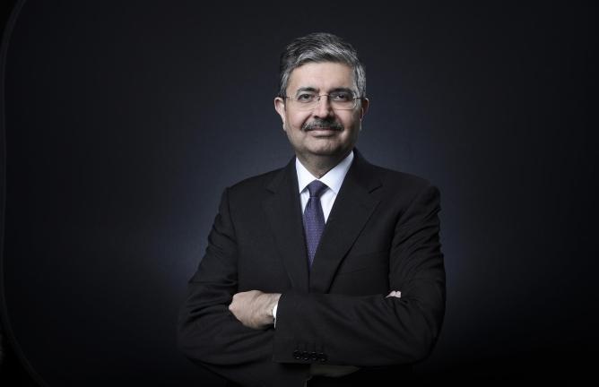 <em>Uday Kotak</em>, Executive vice chairman and managing director of Kotak Mahindra Bank.