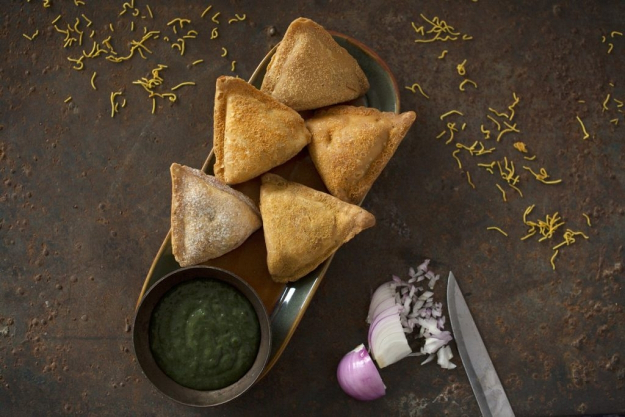 Samosa Singh raises $2.7 million