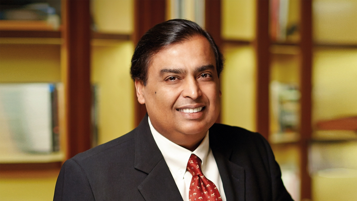 A strong balance sheet and RIL's growth plans
