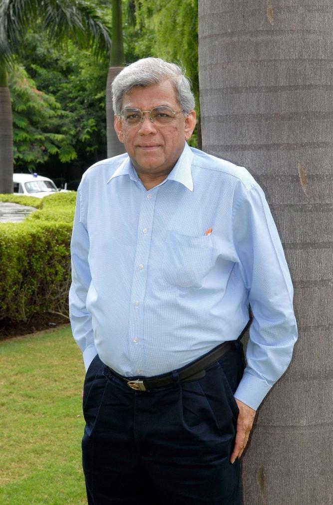 <em>Deepak Parekh</em>, Chairman of Housing Development Finance Corporation.