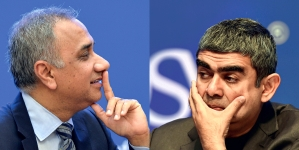 Infosys: Outsiders not welcome