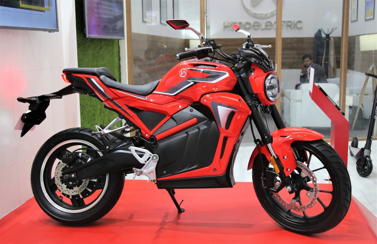 Hero Electric unveils new line-up at Auto Expo 2020