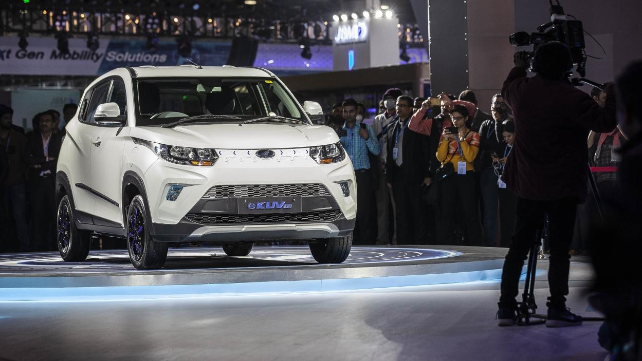 Auto Expo 2020: A push for green amid slowdown blues