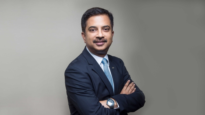 Swarup Mohanty, CEO, Mirae Asset Global Investments India.