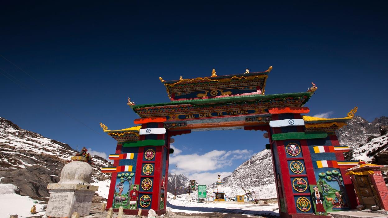 Rebranding Arunachal Pradesh