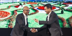 Need a balance between tech consumption and creation: Nadella