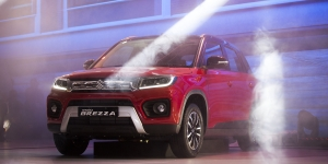 Maruti has a green target of a million vehicles
