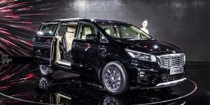 Auto Expo 2020: Kia Carnival comes to India