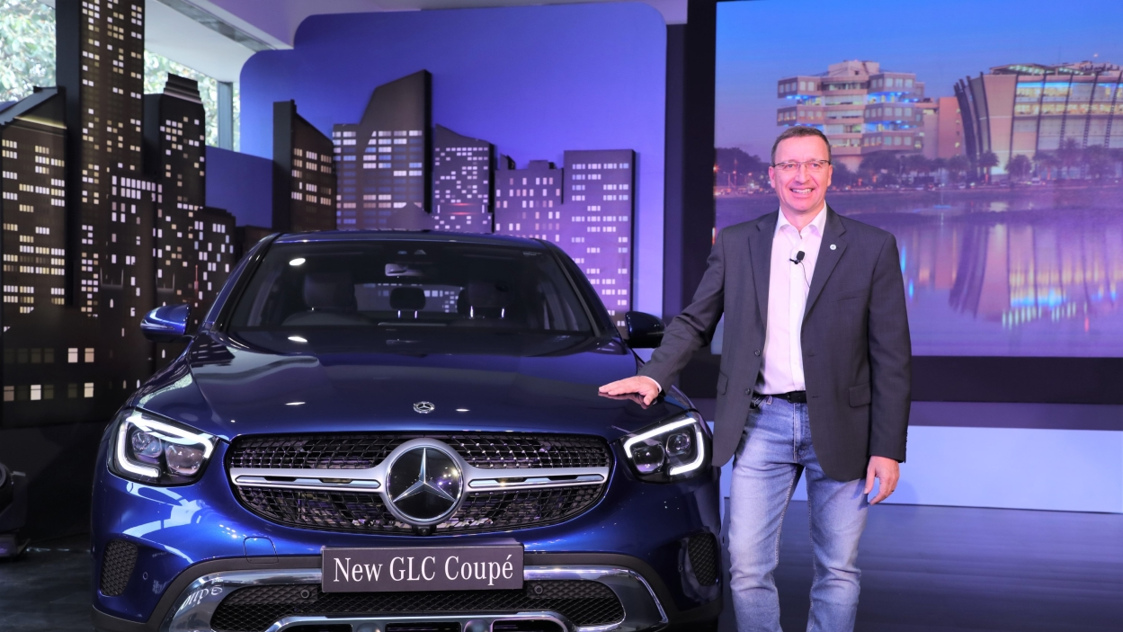 Mercedes-Benz to launch 10 EVs in India in the next two years: CEO