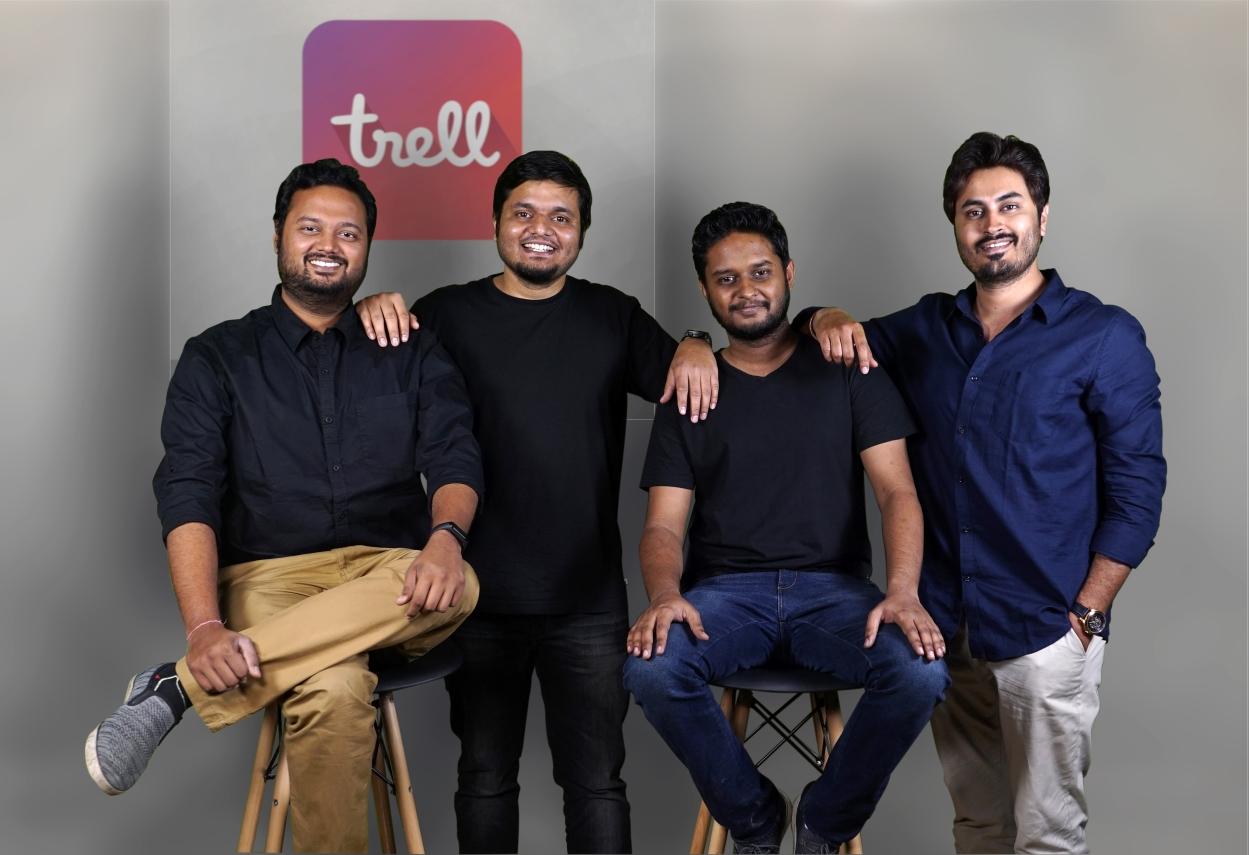 Lifestyle startup Trell raises $4 million
