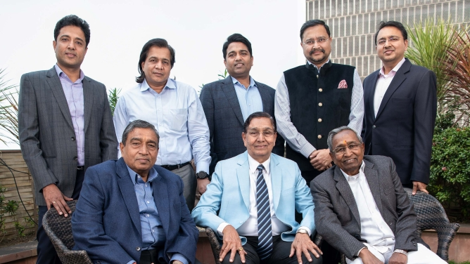 Kolkata-based Agarwals who own Rupa & Co.