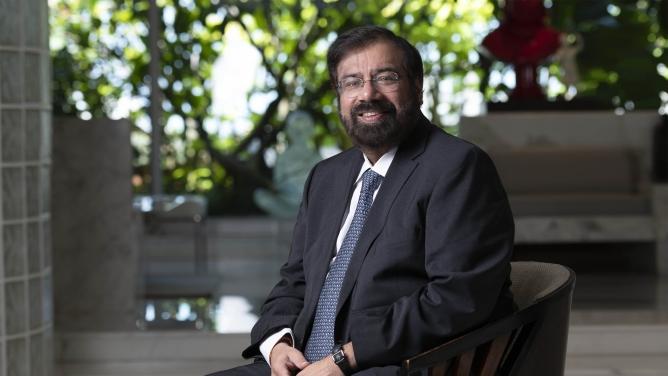 Harsh Goenka, chairman of RPG Enterprises