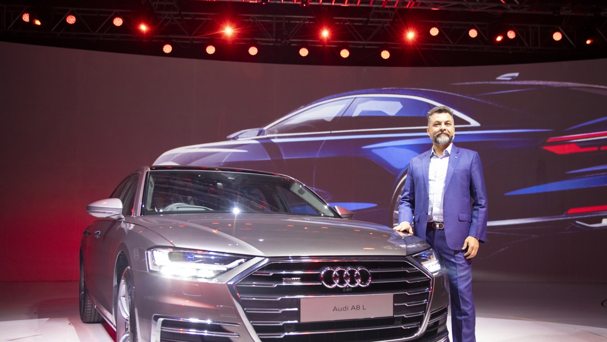 Luxury car market will see  positive light in 2021: Audi India