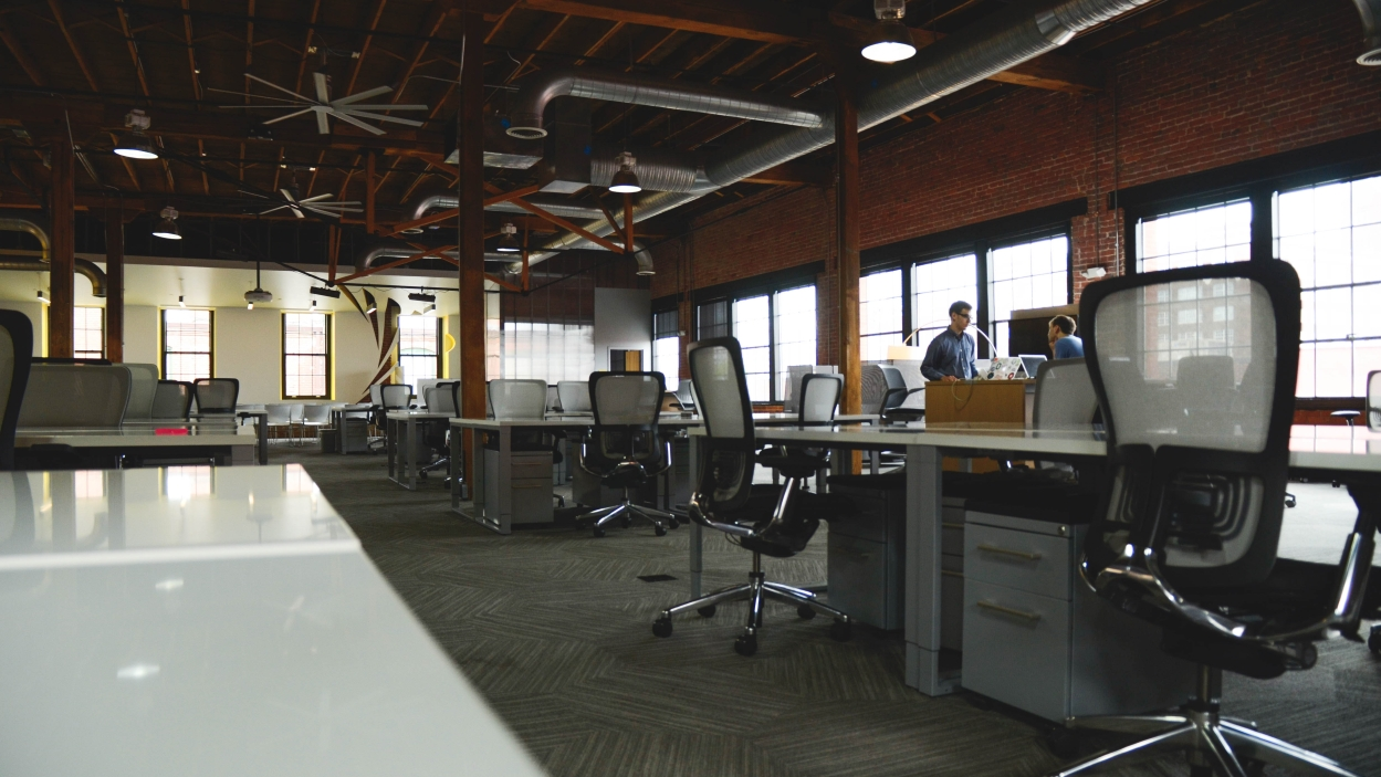 Gearing up for the modern workplace