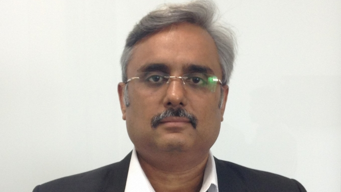 Sumed Marwaha, regional services vice president and managing director, Unisys India
