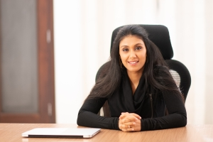Roshni Nadar Malhotra takes charge at HCL Tech