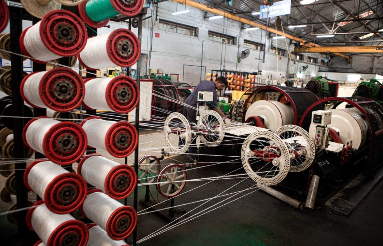 Good times ahead for technical textiles