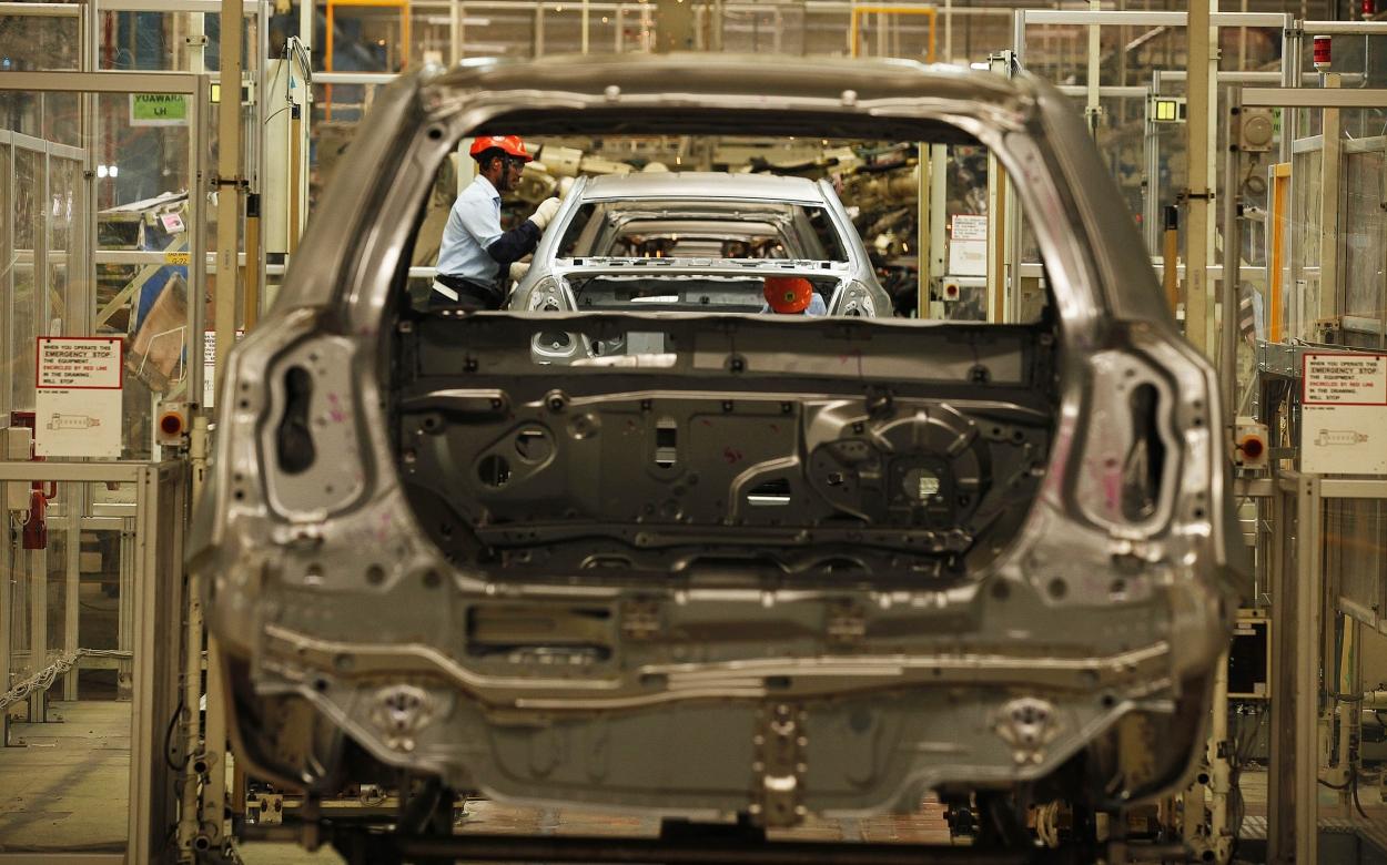 High drama over Toyota's 'tax pain'