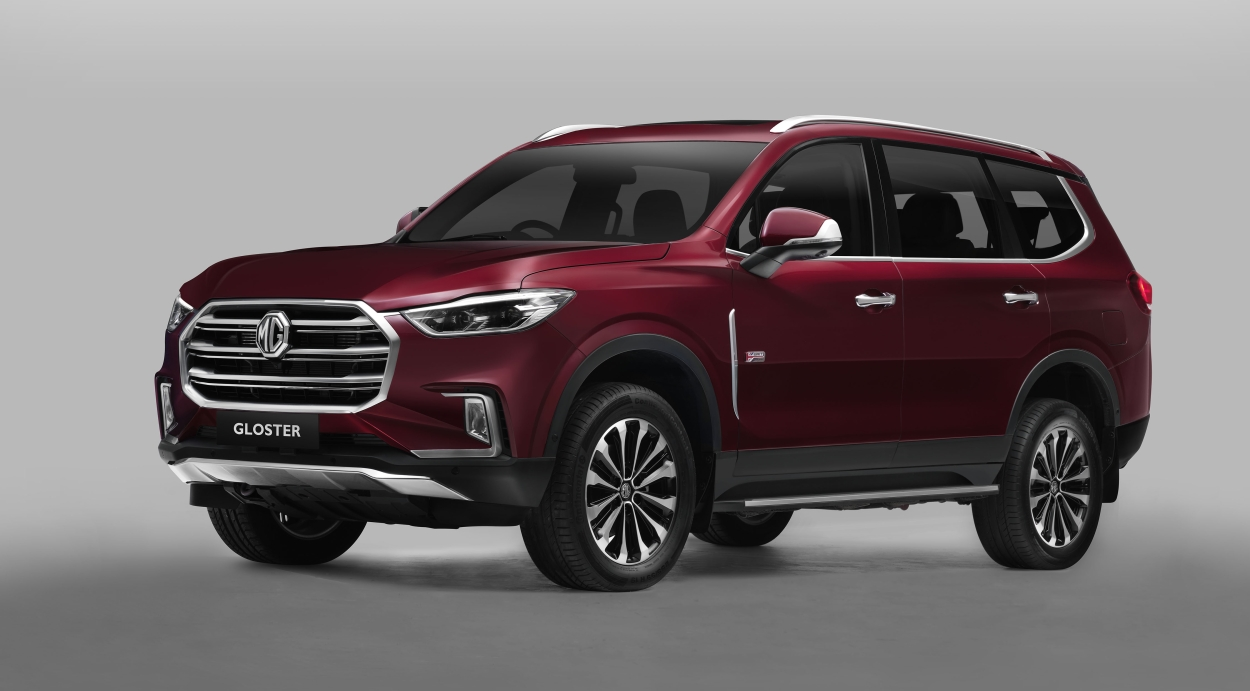MG enters premium segment with Gloster SUV
