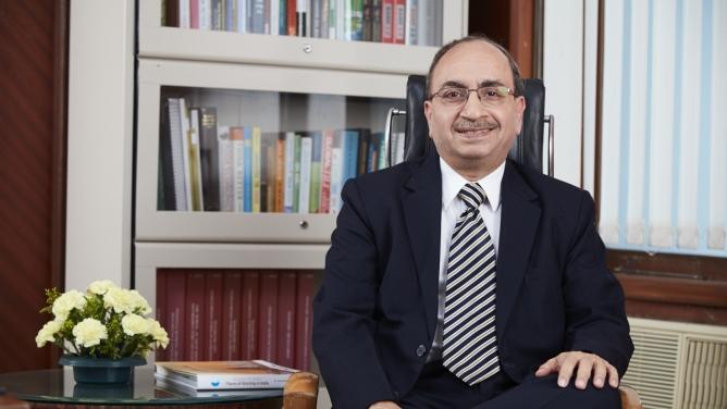 State Bank of India chairman Dinesh Kumar Khara