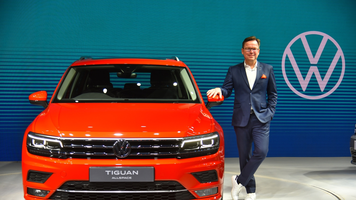 Used cars are going to get big in India: Volkswagen