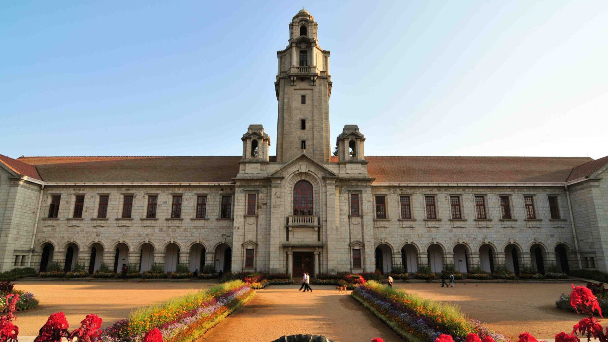Bengaluru's IISc is helping startups fight the virus