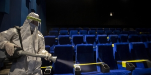 Second wave of Covid-19 hits multiplexes' recovery