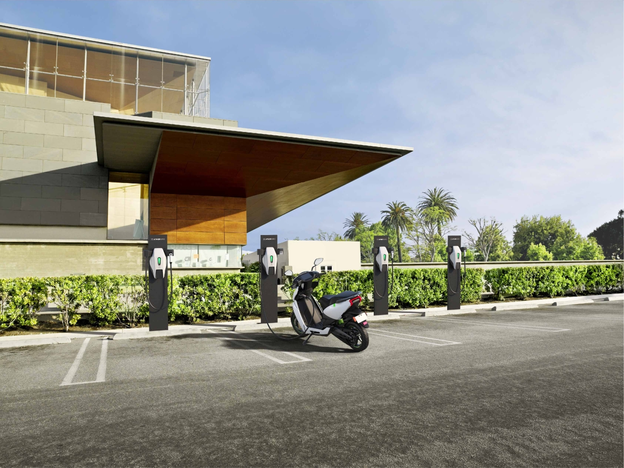Ather Energy bets big on EV chargers
